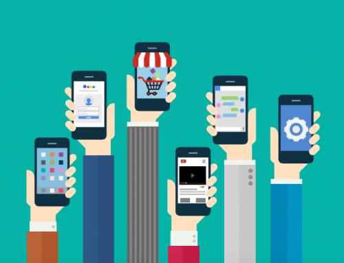 Tendances de conception Web pour les appareils mobiles pour 2018